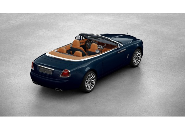 New 2020 Rolls-Royce Dawn for sale $386,450 at Maserati of Greenwich in Greenwich CT 06830 3