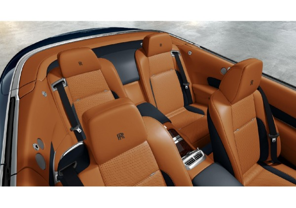 New 2020 Rolls-Royce Dawn for sale $386,450 at Maserati of Greenwich in Greenwich CT 06830 6