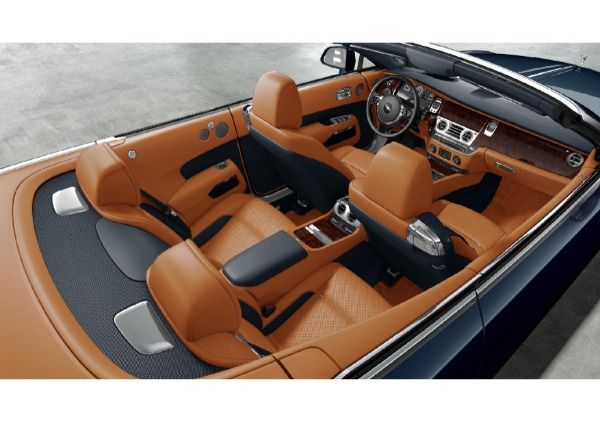 New 2020 Rolls-Royce Dawn for sale $386,450 at Maserati of Greenwich in Greenwich CT 06830 8