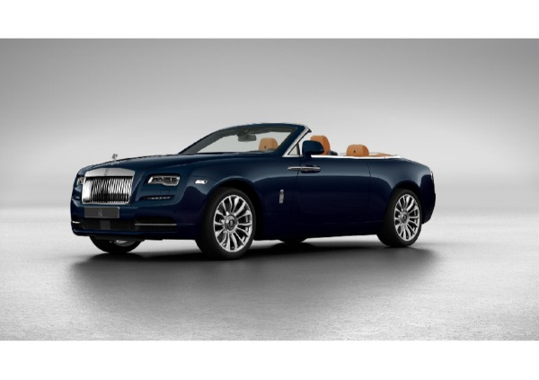 New 2020 Rolls-Royce Dawn for sale $386,450 at Maserati of Greenwich in Greenwich CT 06830 1
