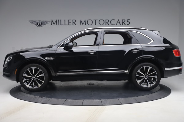 Used 2017 Bentley Bentayga W12 for sale $149,900 at Maserati of Greenwich in Greenwich CT 06830 3