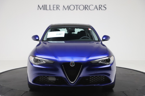 New 2020 Alfa Romeo Giulia Ti Q4 for sale $49,245 at Maserati of Greenwich in Greenwich CT 06830 12
