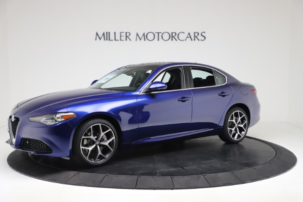 New 2020 Alfa Romeo Giulia Ti Q4 for sale $49,245 at Maserati of Greenwich in Greenwich CT 06830 2