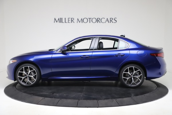 New 2020 Alfa Romeo Giulia Ti Q4 for sale $49,245 at Maserati of Greenwich in Greenwich CT 06830 3