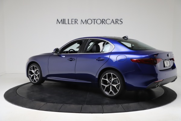 New 2020 Alfa Romeo Giulia Ti Q4 for sale $49,245 at Maserati of Greenwich in Greenwich CT 06830 4