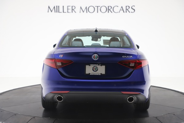 New 2020 Alfa Romeo Giulia Ti Q4 for sale $49,245 at Maserati of Greenwich in Greenwich CT 06830 6