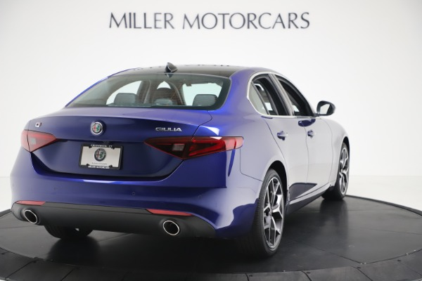 New 2020 Alfa Romeo Giulia Ti Q4 for sale $49,245 at Maserati of Greenwich in Greenwich CT 06830 7