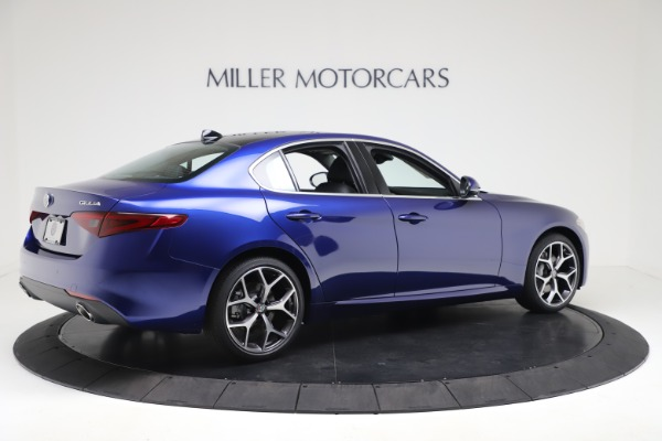 New 2020 Alfa Romeo Giulia Ti Q4 for sale $49,245 at Maserati of Greenwich in Greenwich CT 06830 8
