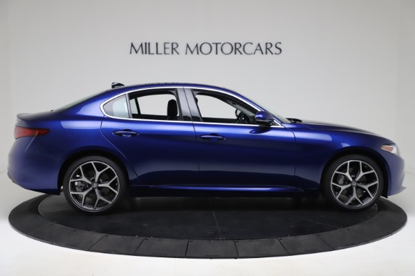 New 2020 Alfa Romeo Giulia Ti Q4 for sale $49,245 at Maserati of Greenwich in Greenwich CT 06830 9