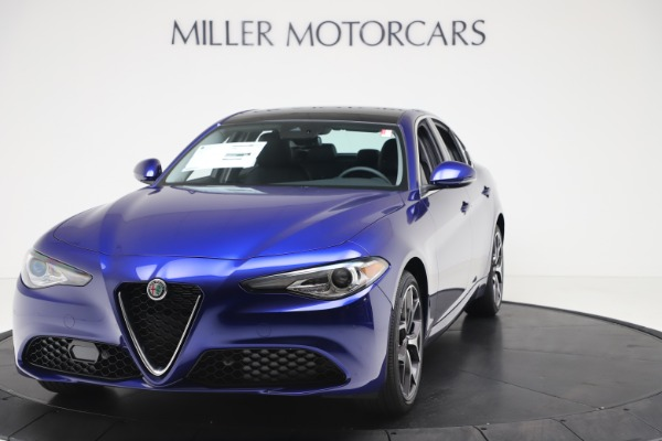 New 2020 Alfa Romeo Giulia Ti Q4 for sale $49,245 at Maserati of Greenwich in Greenwich CT 06830 1