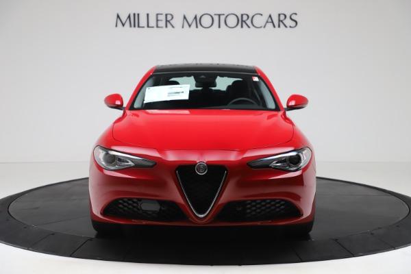 New 2020 Alfa Romeo Giulia Ti Q4 for sale $47,745 at Maserati of Greenwich in Greenwich CT 06830 11