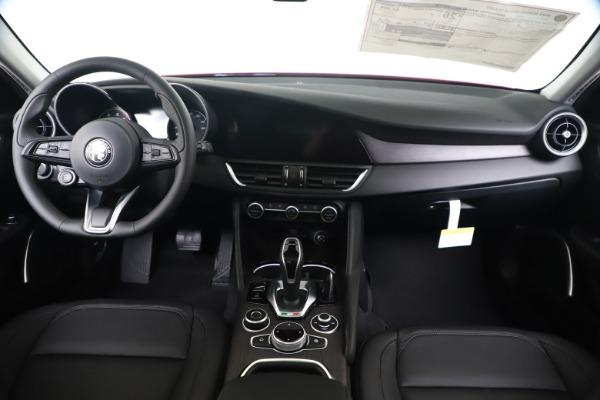 New 2020 Alfa Romeo Giulia Ti Q4 for sale $47,745 at Maserati of Greenwich in Greenwich CT 06830 15