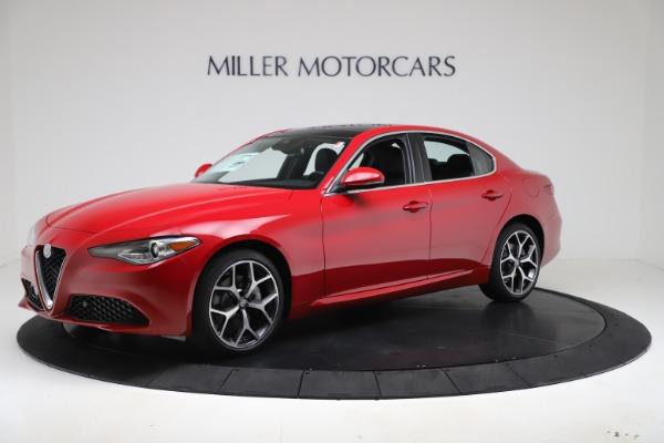New 2020 Alfa Romeo Giulia Ti Q4 for sale $47,745 at Maserati of Greenwich in Greenwich CT 06830 2