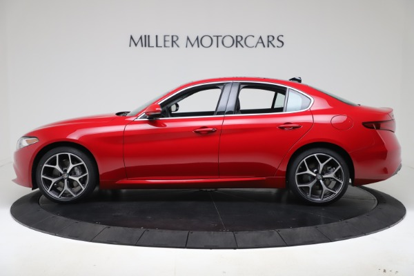 New 2020 Alfa Romeo Giulia Ti Q4 for sale $47,745 at Maserati of Greenwich in Greenwich CT 06830 3