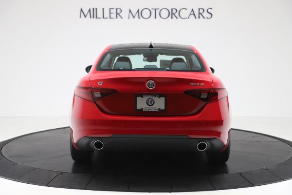 New 2020 Alfa Romeo Giulia Ti Q4 for sale $47,745 at Maserati of Greenwich in Greenwich CT 06830 6