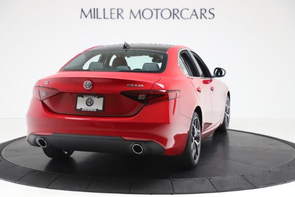 New 2020 Alfa Romeo Giulia Ti Q4 for sale $47,745 at Maserati of Greenwich in Greenwich CT 06830 7