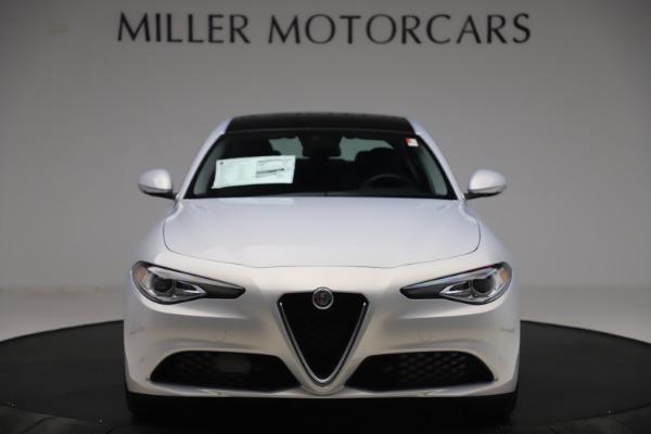 New 2020 Alfa Romeo Giulia Ti Q4 for sale $52,345 at Maserati of Greenwich in Greenwich CT 06830 12