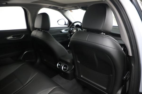 New 2020 Alfa Romeo Giulia Ti Q4 for sale $52,345 at Maserati of Greenwich in Greenwich CT 06830 28