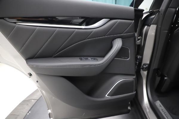 New 2020 Maserati Levante Q4 GranSport for sale Sold at Maserati of Greenwich in Greenwich CT 06830 21