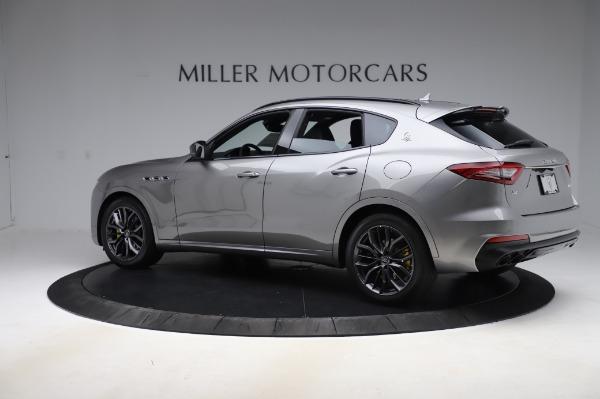 New 2020 Maserati Levante Q4 GranSport for sale Sold at Maserati of Greenwich in Greenwich CT 06830 4