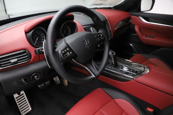 New 2020 Maserati Levante S Q4 GranSport for sale $99,985 at Maserati of Greenwich in Greenwich CT 06830 13