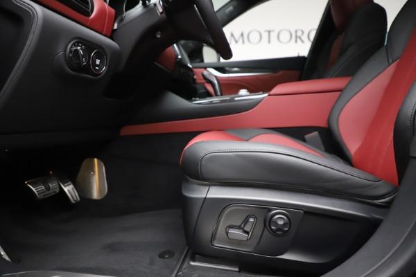 New 2020 Maserati Levante S Q4 GranSport for sale $99,985 at Maserati of Greenwich in Greenwich CT 06830 14