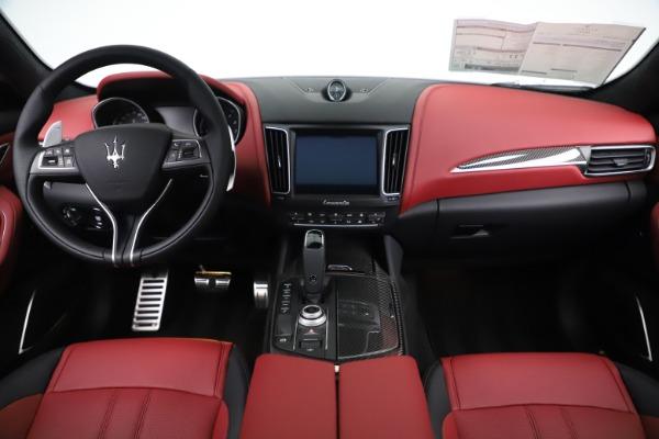 New 2020 Maserati Levante S Q4 GranSport for sale $99,985 at Maserati of Greenwich in Greenwich CT 06830 16