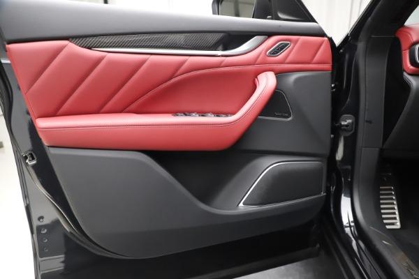 New 2020 Maserati Levante S Q4 GranSport for sale $99,985 at Maserati of Greenwich in Greenwich CT 06830 17