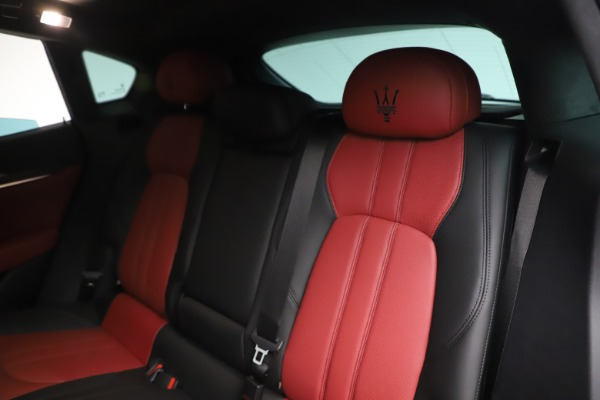 New 2020 Maserati Levante S Q4 GranSport for sale $99,985 at Maserati of Greenwich in Greenwich CT 06830 18