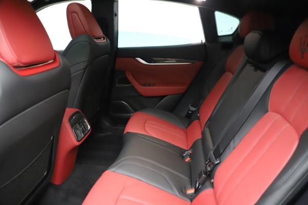 New 2020 Maserati Levante S Q4 GranSport for sale $99,985 at Maserati of Greenwich in Greenwich CT 06830 19