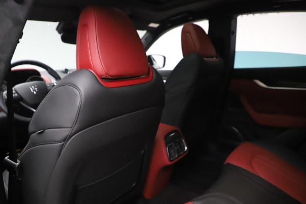 New 2020 Maserati Levante S Q4 GranSport for sale $99,985 at Maserati of Greenwich in Greenwich CT 06830 20