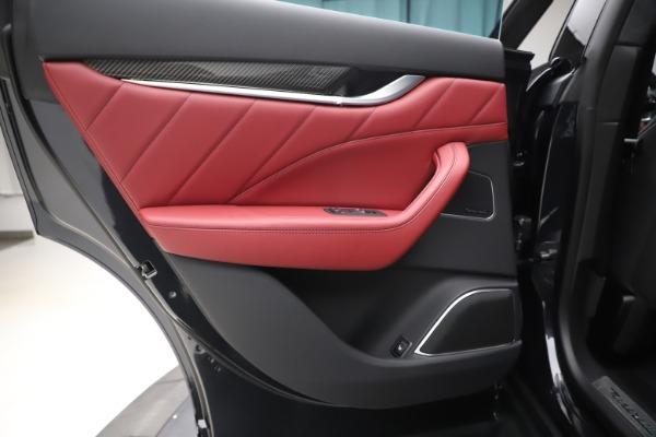New 2020 Maserati Levante S Q4 GranSport for sale $99,985 at Maserati of Greenwich in Greenwich CT 06830 21