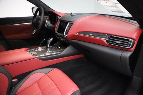 New 2020 Maserati Levante S Q4 GranSport for sale $99,985 at Maserati of Greenwich in Greenwich CT 06830 22