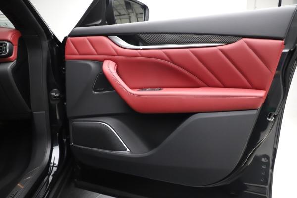 New 2020 Maserati Levante S Q4 GranSport for sale $99,985 at Maserati of Greenwich in Greenwich CT 06830 25