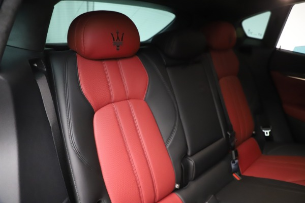 New 2020 Maserati Levante S Q4 GranSport for sale $99,985 at Maserati of Greenwich in Greenwich CT 06830 26