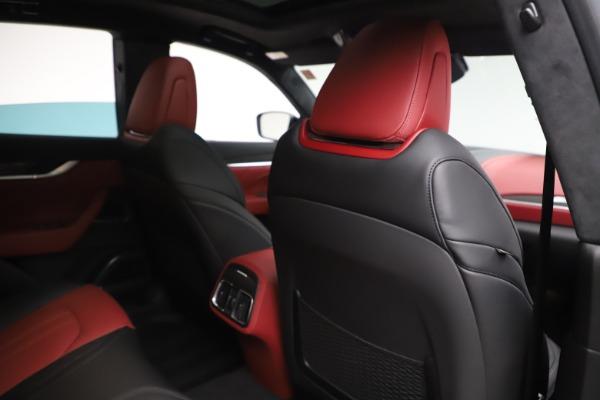 New 2020 Maserati Levante S Q4 GranSport for sale $99,985 at Maserati of Greenwich in Greenwich CT 06830 28