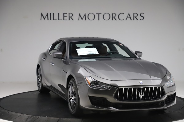 New 2020 Maserati Ghibli S Q4 for sale $82,385 at Maserati of Greenwich in Greenwich CT 06830 11