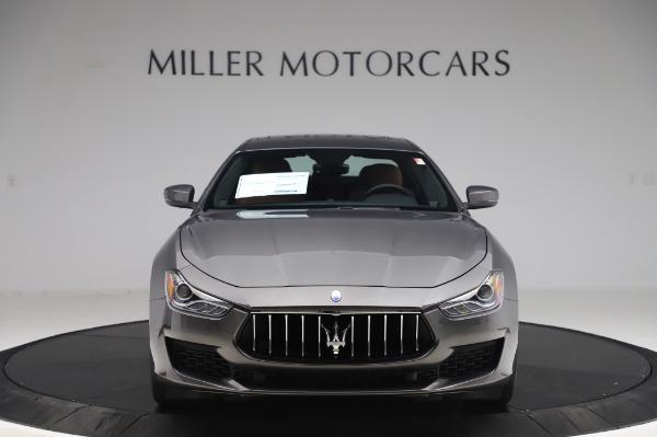 New 2020 Maserati Ghibli S Q4 for sale $82,385 at Maserati of Greenwich in Greenwich CT 06830 12