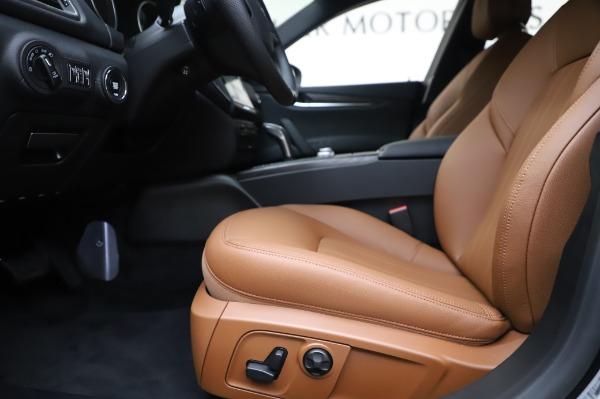 New 2020 Maserati Ghibli S Q4 for sale $82,385 at Maserati of Greenwich in Greenwich CT 06830 14