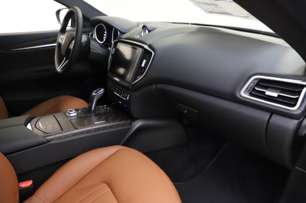 New 2020 Maserati Ghibli S Q4 for sale $82,385 at Maserati of Greenwich in Greenwich CT 06830 22