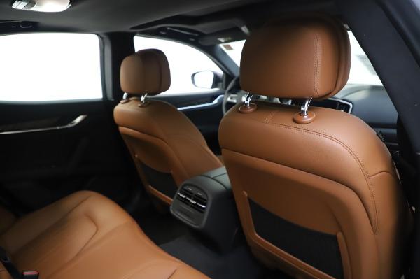 New 2020 Maserati Ghibli S Q4 for sale $82,385 at Maserati of Greenwich in Greenwich CT 06830 28