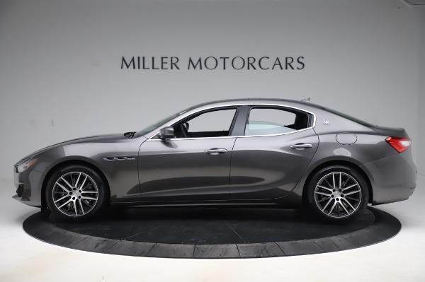 New 2020 Maserati Ghibli S Q4 for sale $82,385 at Maserati of Greenwich in Greenwich CT 06830 3