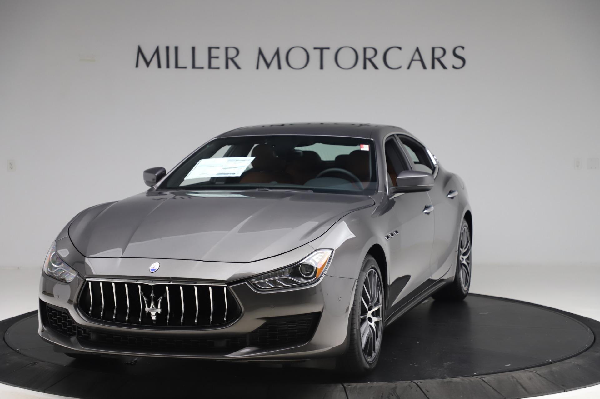 New 2020 Maserati Ghibli S Q4 for sale $82,385 at Maserati of Greenwich in Greenwich CT 06830 1