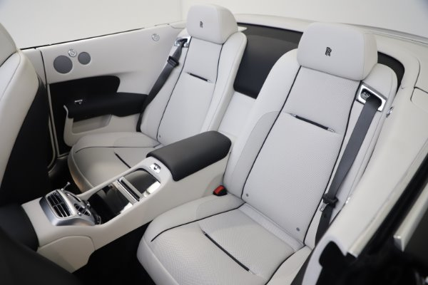 Used 2017 Rolls-Royce Dawn for sale Sold at Maserati of Greenwich in Greenwich CT 06830 20