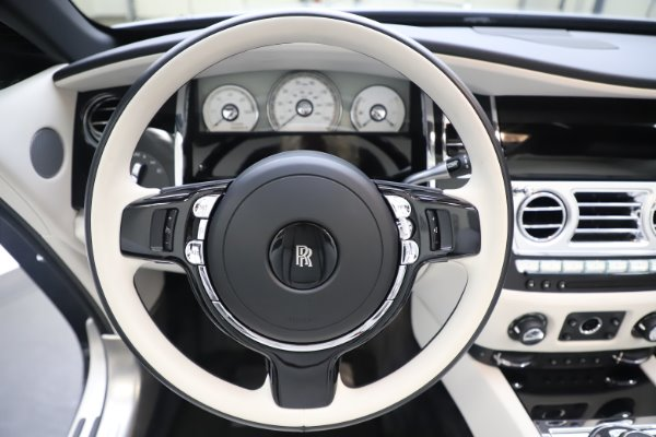 Used 2017 Rolls-Royce Dawn for sale Sold at Maserati of Greenwich in Greenwich CT 06830 22