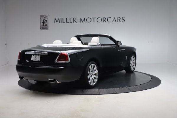 Used 2017 Rolls-Royce Dawn Base for sale Call for price at Maserati of Greenwich in Greenwich CT 06830 6