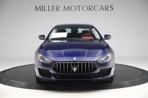 New 2020 Maserati Ghibli S Q4 for sale Sold at Maserati of Greenwich in Greenwich CT 06830 12