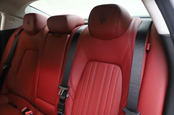New 2020 Maserati Ghibli S Q4 for sale Sold at Maserati of Greenwich in Greenwich CT 06830 18