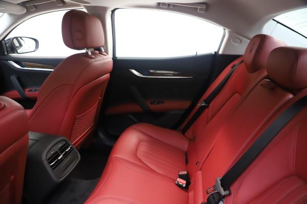 New 2020 Maserati Ghibli S Q4 for sale Sold at Maserati of Greenwich in Greenwich CT 06830 19