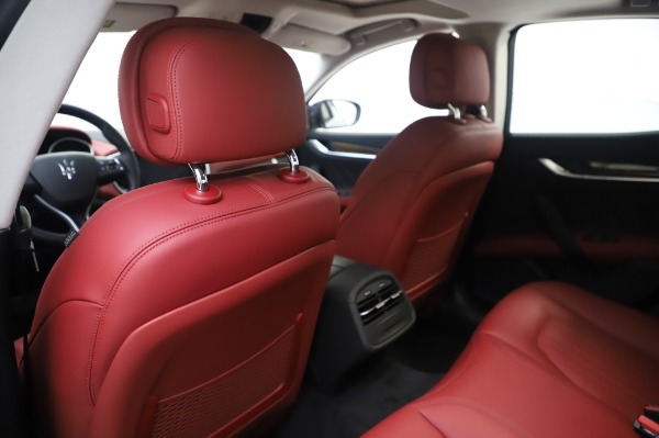 New 2020 Maserati Ghibli S Q4 for sale Sold at Maserati of Greenwich in Greenwich CT 06830 20